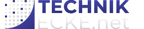 Logo weiss - Technikecke